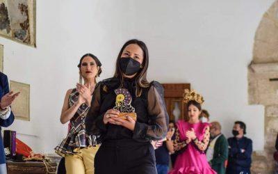 La sanroqueña Gema Valero, ganadora del certamen Flamenca Jaén