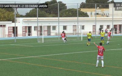 El CD San Roque se complica la permanencia en División de Honor Andaluza