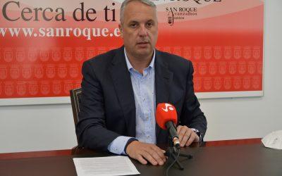 El alcalde critica a la Junta por no tener previstas las nuevas aulas prometidas para el CEIP San Bernardo