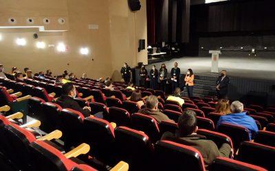 Bienvenida a otros 42 trabajadores del Plan AIRE, que reforzarán distintas áreas del Ayuntamiento