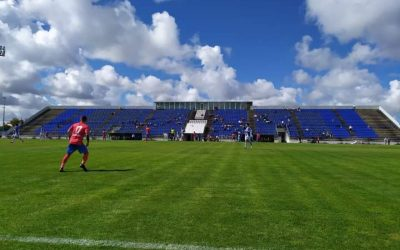 El CD Guadiaro debutó con derrota (3-0) frente al Jerez Industrial, en el playoff de ascenso a División de Honor Andaluza