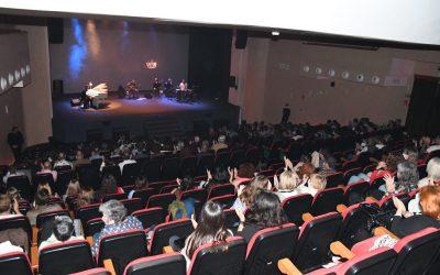 A pesar de las restricciones de aforo, el V Festival San Roque Suena logra más de 700 asistentes