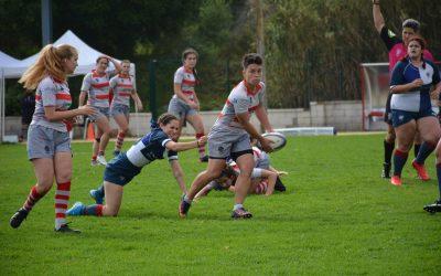 Éxito de participación y de organización en la última jornada del Torneo Promoción de Rugby Sevens Femenino (Copa FAR)