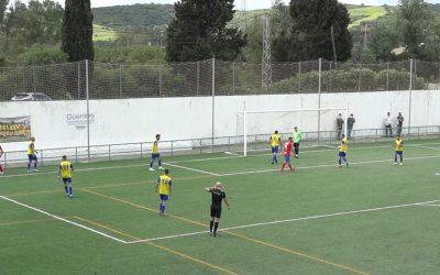 Victoria del CD San Bernardo por 3-2 ante el Trebujena, en el primer choque entre aspirantes al ascenso