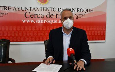 El alcalde reclama a la Junta que inicie el Palacio de Justicia