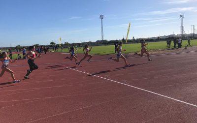 El atletismo sanroqueño estará presente en el primer control de la Federación Andaluza