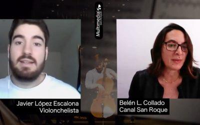 Javier López Escalona, un músico con mucho talento que también destaca como investigador