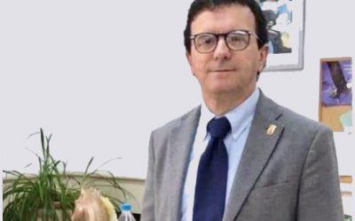 Juan Carlos Muñoz ha sido galardonado con el Escudo de Oro de la Unión de Escritores de España
