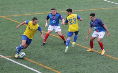 El CD San Bernardo recupera el pulso a la liguilla de ascenso jugando ante el Ubrique