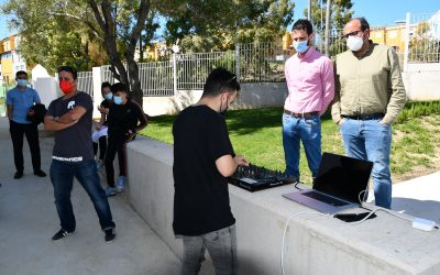 Se inicia en la Casa Varela el Curso de DJ dirigido a jóvenes, que tendrá cuatro sesiones