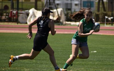 Estella Barberá y Aroa Manso, de Rugby del Estrecho, convocadas para el Campeonato de Selecciones Autonómicas Sub 18