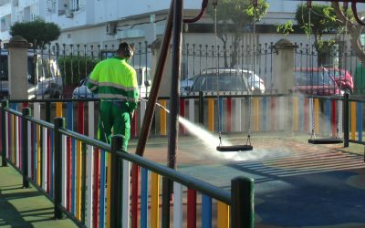 El plan de desinfección municipal continúa tras la finalización del estado de alarma