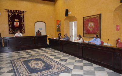 La situación del Covid y el Pleno centran la reunión del equipo de Gobierno