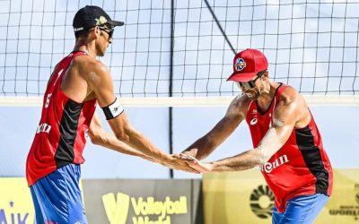 Pablo Herrera y Adrián Gavira preparan la Continental Cup de Madrid