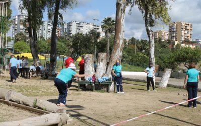 Los clubes de petanca de San Roque continúan firmes en la previa a los Campeonatos de Andalucía y de España