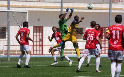 El CD San Roque se agarra a sus pocas opciones de permanencia en División de Honor Andaluza