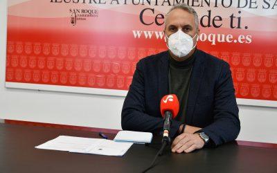 El alcalde acusa a la Junta de intentar bloquear el crecimiento de San Roque