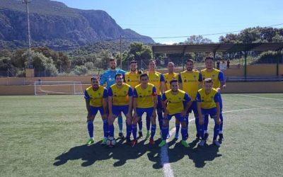 El CD San Bernardo no sumó en su visita al Antonio Barbadillo de Ubrique (3-2)