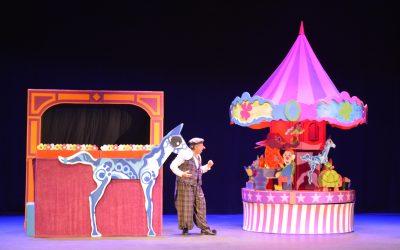 Colorida cuarta representación del II Festival de Teatro Andaluz