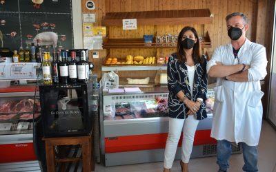 """Continúa la campaña de promoción y apoyo al comercio local """"Yo elijo San Roque"""""""