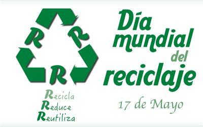 Medio Ambiente desarrollará la semana próxima actividades en colegios e institutos por el Día del Reciclaje