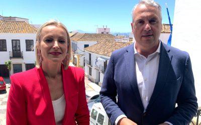"""San Roque presenta """"Bienvenidos"""", el lema de la campaña para Fitur 2021"""
