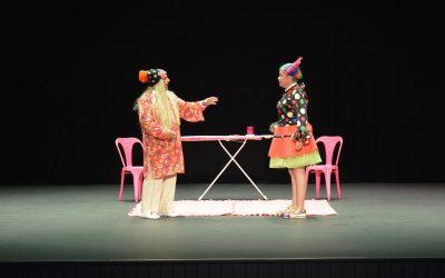 La jovial comedia de Ozores llenó de risas el Galiardo, en el II Festival de Teatro Andaluz