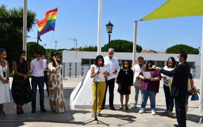 Mañana, jueves, izado de la bandera LGTBI en la Plaza de las Constituciones