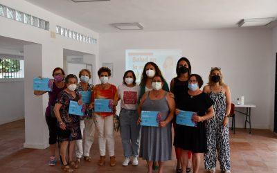 Clausurados, con una entrega de diplomas, los Talleres de Salud de la Mujer de Puente Mayorga