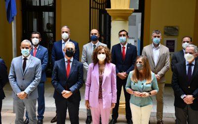 El gobierno da 1,3 millones a San Roque para la recogida de residuos urbanos