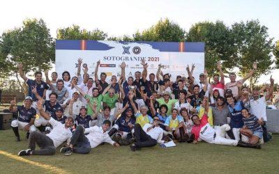 Rhone Hill y Ayala se proclaman campeones del Open de España de Polo