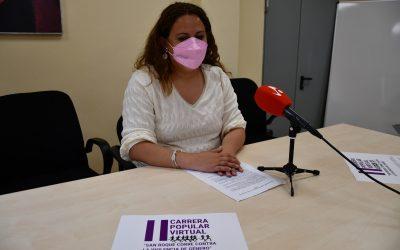 Convocada la II Carrera Virtual contra la Violencia de Género