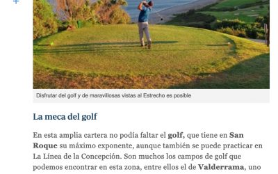 El ABC Sevilla destaca la riqueza turística de San Roque en un reportaje