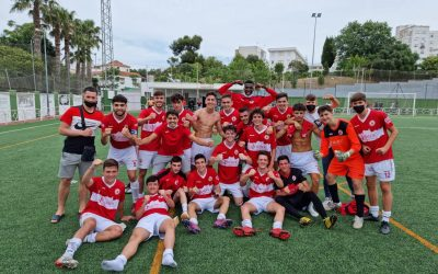 El Juvenil del San Roque gana 2-1 al Recreativo de Huelva y acaricia la permanencia en la Liga Nacional Juvenil