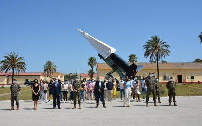 """Clausurado el taller de empleo """"Campo de Gibraltar"""", en el Cuartel """"Cortijo Buenavista"""""""