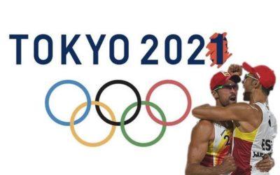 Pablo Herrera y Adrián Gavira han logrado su objetivo de estar en los Juegos Olímpicos de Tokio este verano