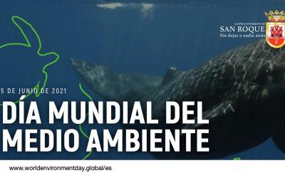 San Roque conmemora el Día Mundial del Medio Ambiente reclamando mayor respeto hacia el ecosistema