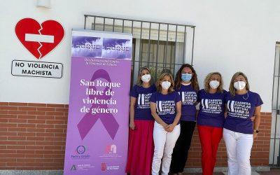 Casi 500 inscritos en la II Carrera Virtual contra la Violencia de Género