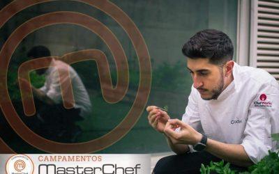 Felicitación municipal al chef sanroqueño Adrián Calvente