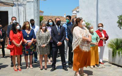 San Roque celebra el Corpus con las limitaciones que impone el coronavirus