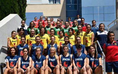 Stella Barberá y Adrián Chumillas suman experiencia en el Campus de Alto Rendimiento de la Federación Española de Rugby