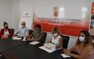 Ayuntamiento y Fundación Cepsa firman convenios de colaboración