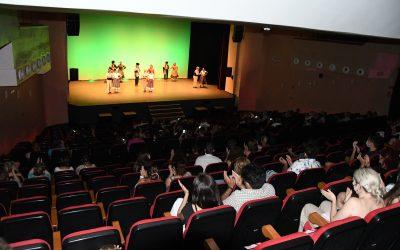 """""""Danza Flamenca"""", en el II Festival """"Encuentro de Danzas de San Roque"""""""