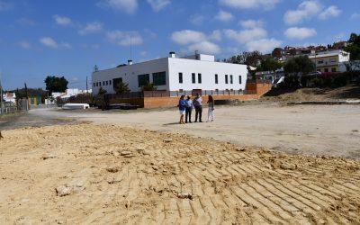 Comienzan las obras en el nuevo recinto ferial de San Enrique