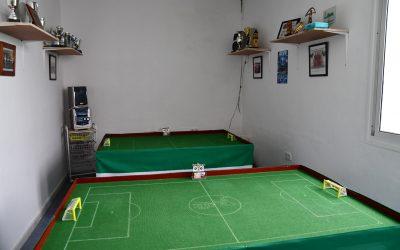 Futbolchapas Campamento retoma la actividad en el municipio con su nueva sede en Guadarranque