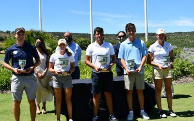 Valentina Albertazzi y Alberto Domínguez conquistan el Campeonato de Andalucía en La Reserva