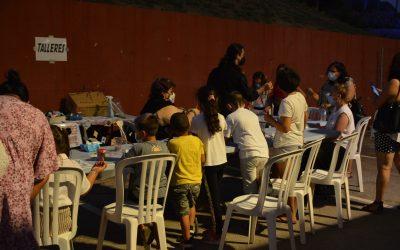 Éxito de participación en el Área Joven de Taraguilla