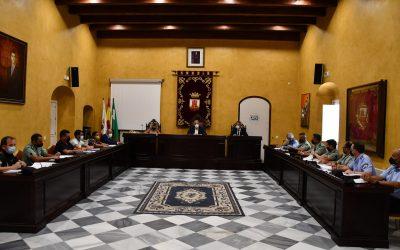 La Junta Local de Seguridad acuerda reforzar el cumplimiento a la normativa frente al Covid