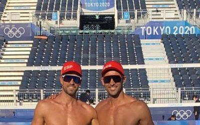 Herrera y Gavira ya están en Tokio para sus terceros Juegos Olímpicos