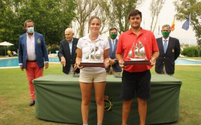 Julia Sánchez, de La Cañada, victoria en el Memorial Norberto Goizueta